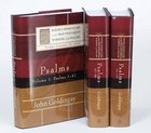 Psalms (Volume 1-3) (Baker Commentary On The Old Testament Wisdom And Psalms Series) Hardback