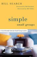 Simple Small Groups Paperback