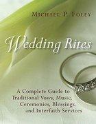 Wedding Rites Paperback