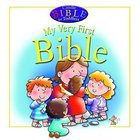 My Very First Bible (Candle Bible For Toddlers Series)