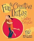 52 Great Dates For Dating Couples Hardback