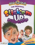 Stick'em Up Bible Crafts (Reproducible) (For Pre-School) (Bible Fun Stuff Series)