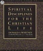 Spiritual Disciplines For the Christian Life CD