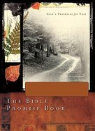 God's Promises For You (Nlv) (The Bible Promise Book Series) Imitation Leather