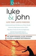 Luke & John (#09 in Quicknotes Simplified Bible Commentary Series) Paperback