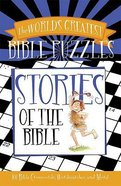 Stories of the Bible (World's Greatest Bible Puzzles Series) Paperback