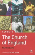 A Guide to the Church of England Paperback