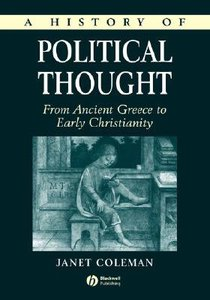 A History of Political Thought (Vol 2)