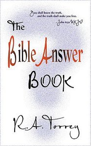 The Bible Answer Book