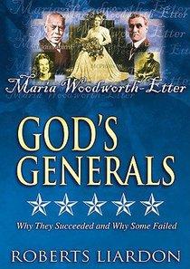 Maria Weedworth Etter (#02 in Gods Generals Visual Series)