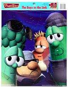 The Boyz in the Sink (Veggie Tales (Veggietales) Series)