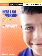 Here I Am to Worship For Kids (Music Book) Paperback