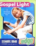 Spring B 2021 Grades 5&6 Student Guide (Gospel Light Living Word Series) Paperback