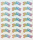 Sticker Pack: Jesus Novelty