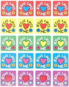 Sticker Pack: Jesus Loves Me