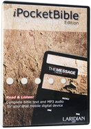 Ipod Ipocketbible the Message Remix Edition CDROM Cd-rom