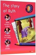 The Story of Ruth (#08 in Bible Colour And Learn Series) Paperback