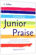 Junior Praise (Complete Words Edition) Hardback