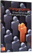 Change Agents Paperback
