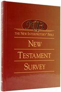 New Interpreter's Bible New Testament Survey Hardback