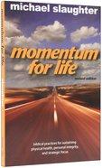 Momentum For Life Hardback