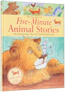 Five-Minute Animal Stories Hardback