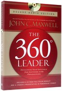 The 360 Degree Leader (Deluxe Audio Ed Incl 3cds, Booklet, Power Point Presentation) CD