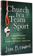 Church is a Team Sport Hardback