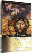 Jesus in Trinitarian Perspective Paperback