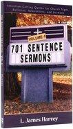 701 Sentence Sermons (Vol 4)