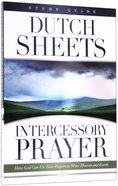 Intercessory Prayer Study Guide Paperback