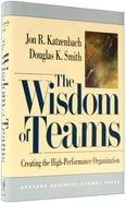 The Wisdom of Teams Paperback