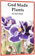 God Made Plants (A P Reader Series) Paperback