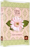 NLT One Year Bible For Women (Black Letter Edition)