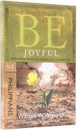 Be Joyful (Philippians) (Be Series)