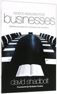 God's Healing For Businesses Paperback