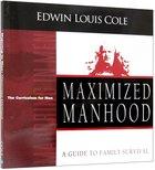 Maximized Manhood Workbook Paperback