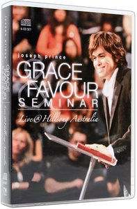 Grace & Favour Seminar - Live @ Hillsong (6 Cds)