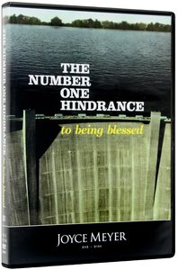The Number One Hindrance to Being Blessed (1 Disc)