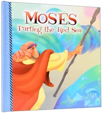 Moses Parting of the Red Sea Story Book