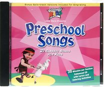 Cedarmont Kids: Preschool Songs (Kids Classics Series)