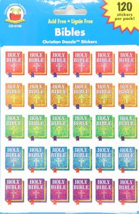 Sticker Pack: Bibles Dazzle
