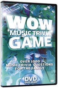 Wow 2008 DVD Quiz Game