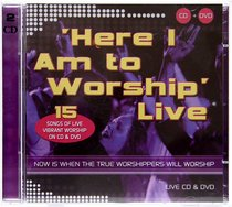 Here I Am to Worship: Live (Cd/dvd)