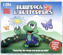 Bullfrogs and Butterflies (Double Cd + Dvd)