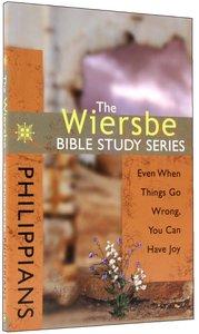 Philippians (Wiersbe Bible Study Series)