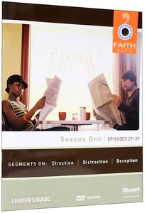 Season One Episodes 27-39 With DVD (Leaders Guide) (Faith Cafe Series)