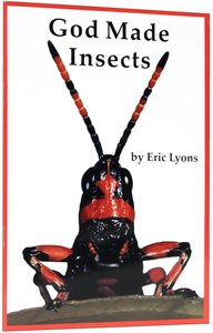 God Made Insects (A P Reader Series)