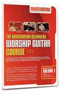 Musicademy: Beginner's Worship Guitar Volume 1 DVD