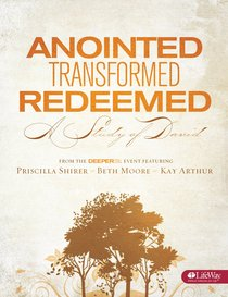Anointed, Transformed, Redeemed (Member Book)